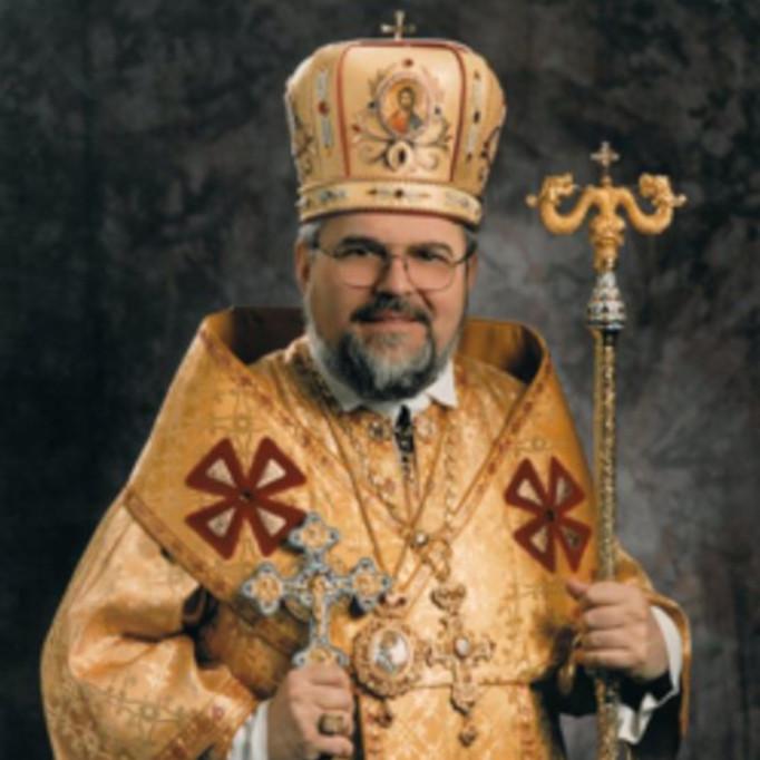 Metropolitan Bishop Lawrence Huculak,