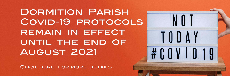 Summer 2021 COVID protocols